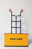 Snow Shield 74cm plus Handtruck