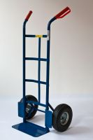 High Quality Heavy Duty Blue Handtruck